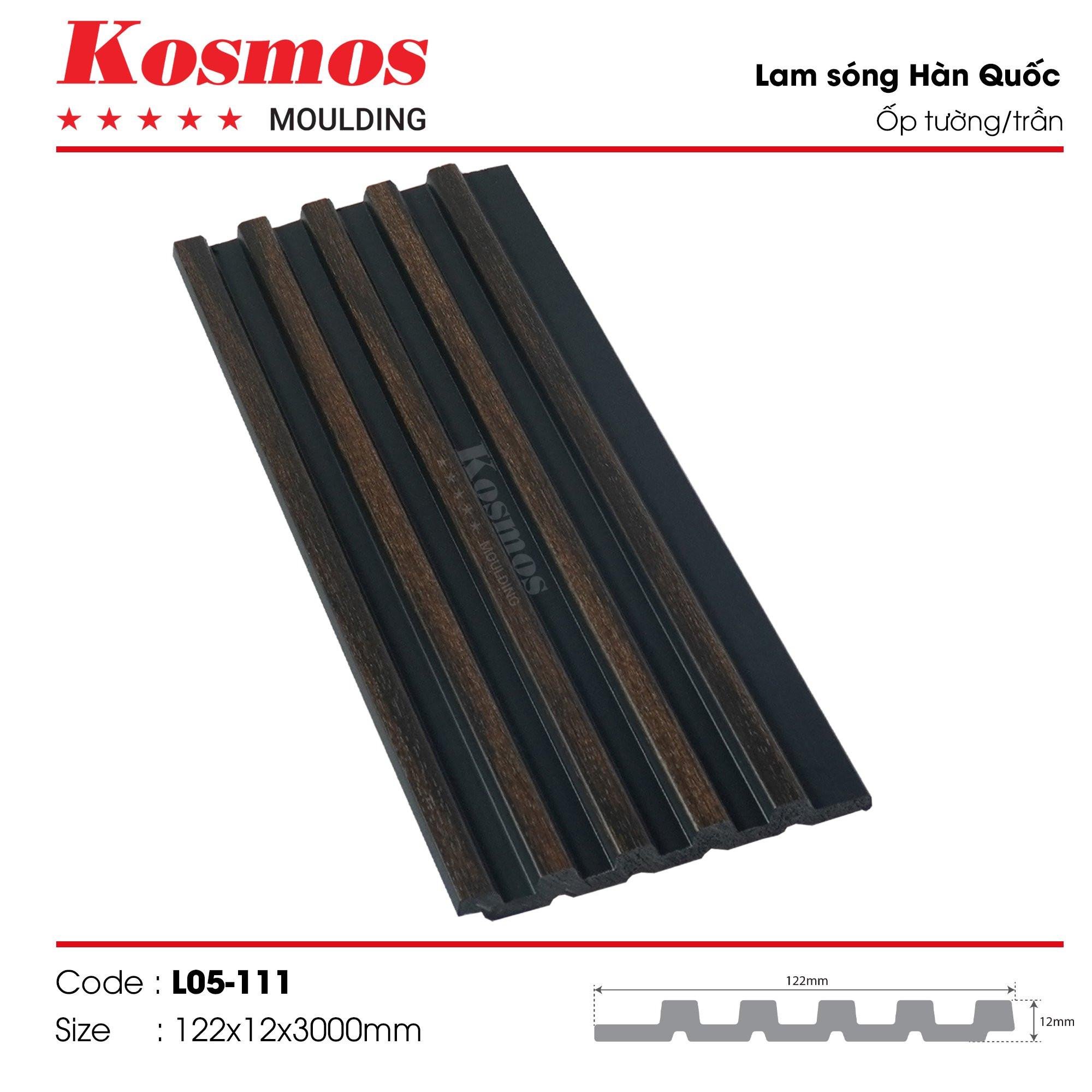 LAM SÓNG KOSMOS MOULDING LO5-111