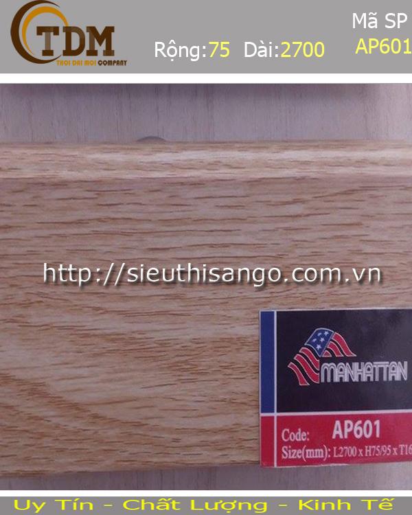Len nhựa chân tường Ap601