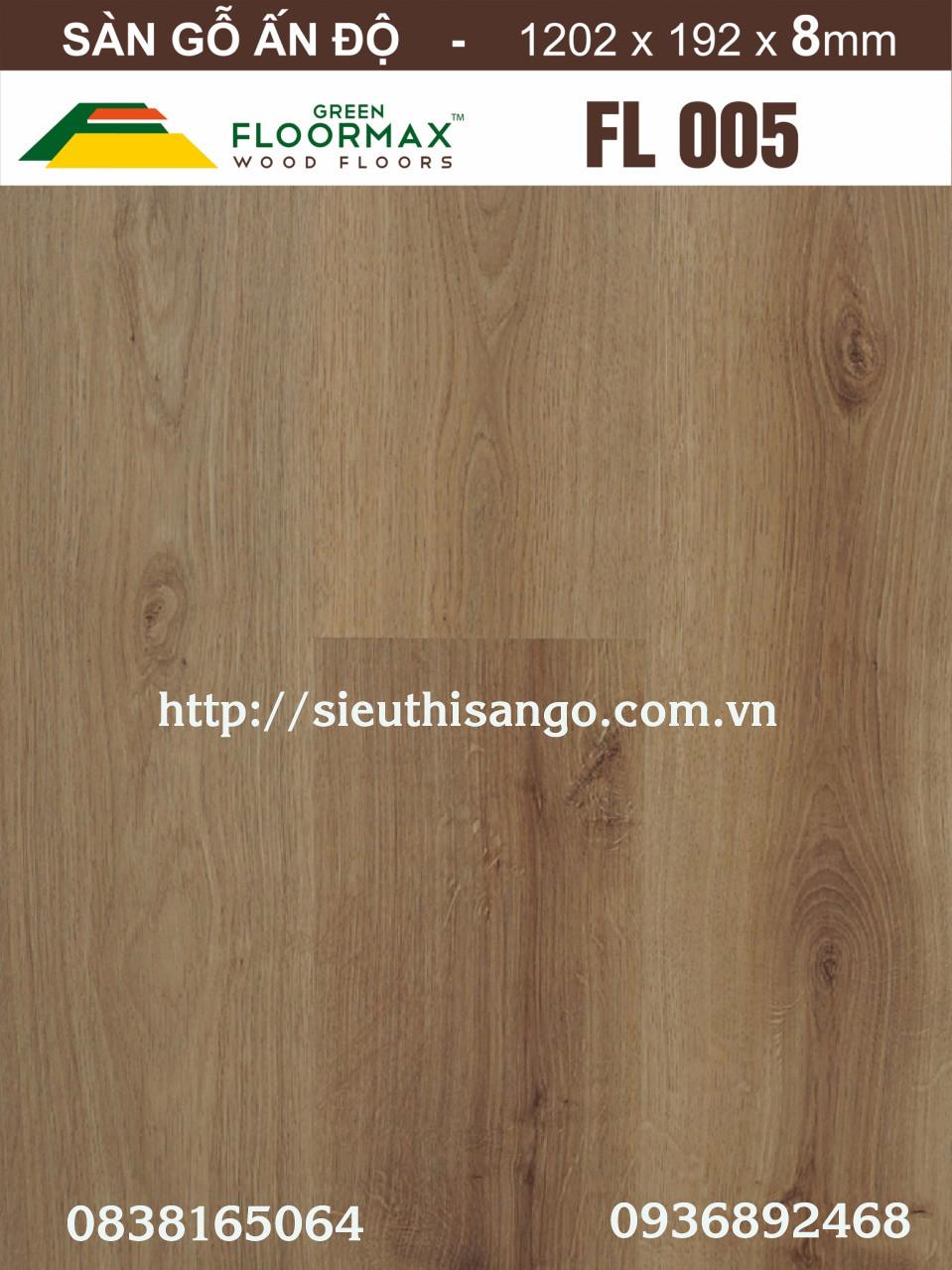 SÀN GỖ GREEN FLOORMAX FL005