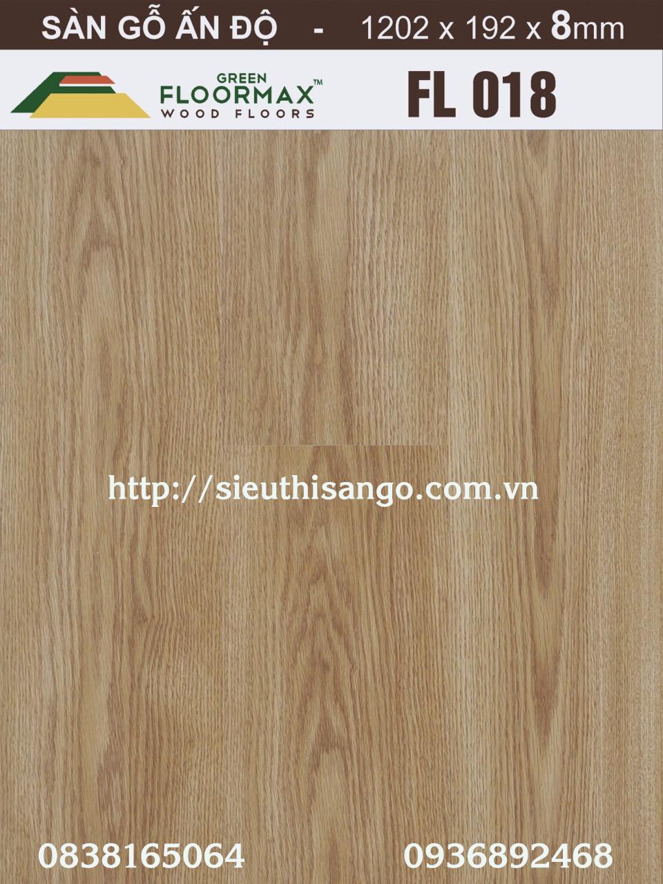 SÀN GỖ GREEN FLOORMAX FL018