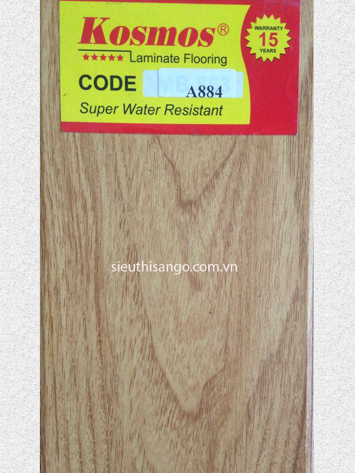 Sàn gỗ KOSMOS 12mm A884