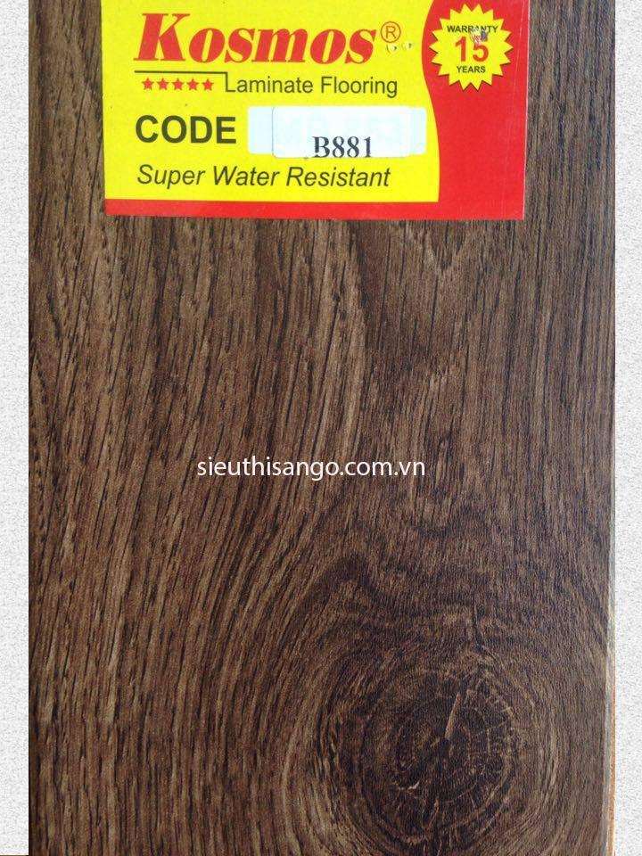 Sàn gỗ KOSMOS 12mm B881