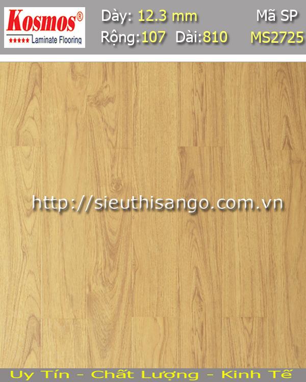 Sàn gỗ KOSMOS 12mm MS2725