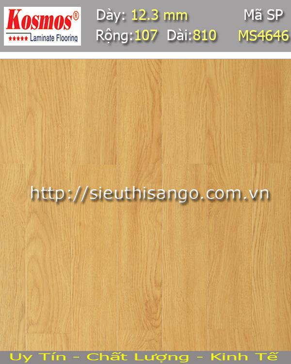 Sàn gỗ KOSMOS 12mm MS4646