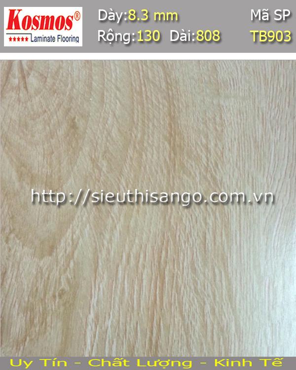 Sàn gỗ KOSMOS 8mm TB903