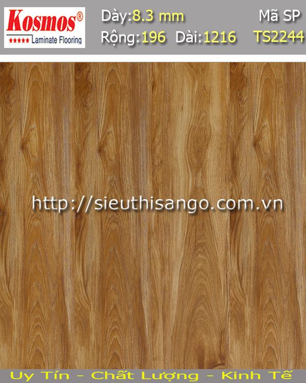 Sàn gỗ KOSMOS 8mm TS2244