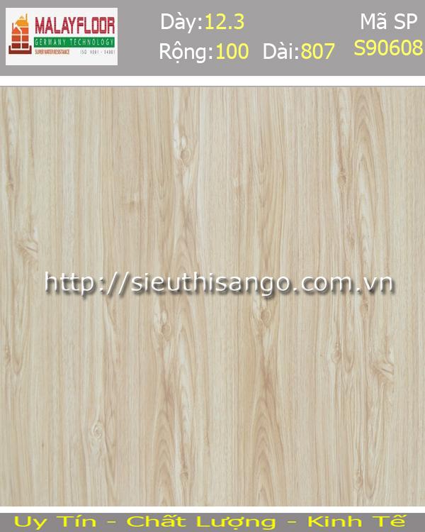 Sàn gỗ Malayfloor 12mm S90608