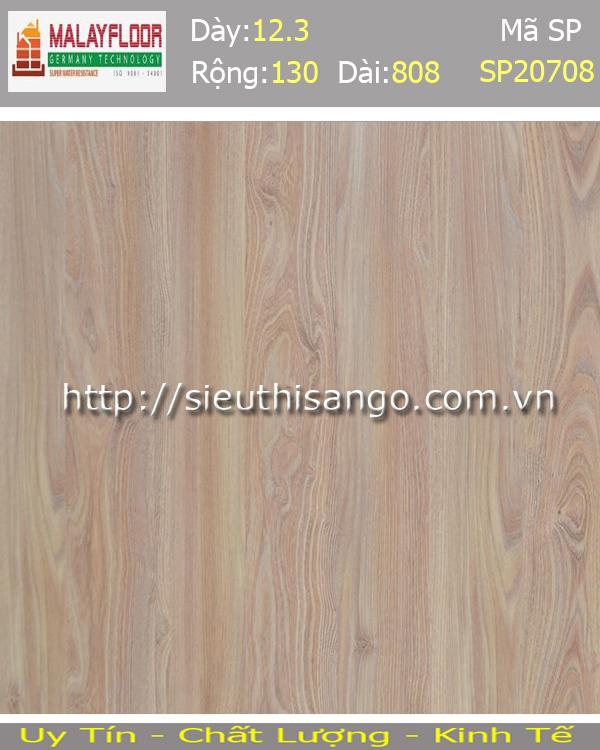 Sàn gỗ Malayfloor 12mm SP20709