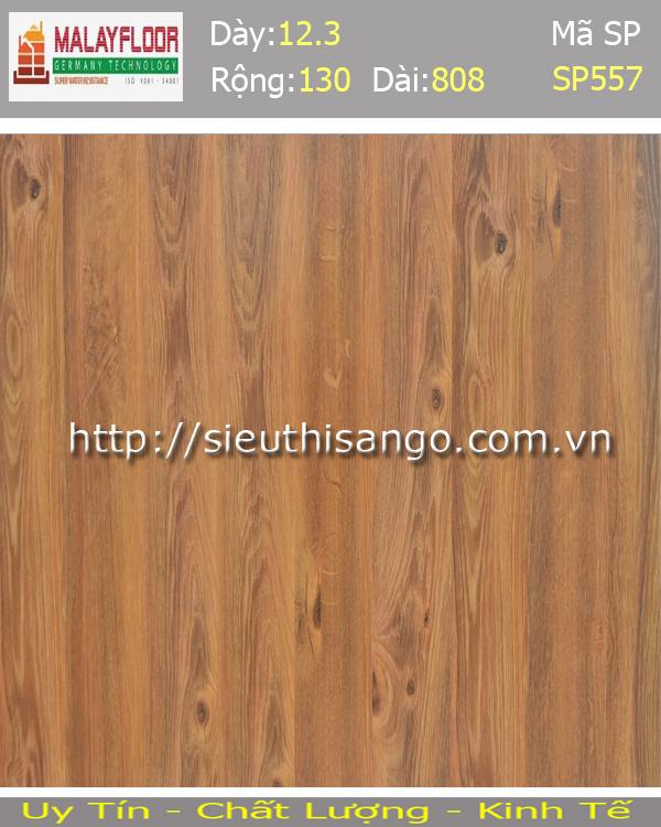Sàn gỗ Malayfloor 12mm SP557