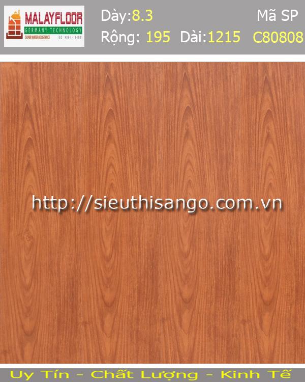 Sàn gỗ Malayfloor 8mm C80808