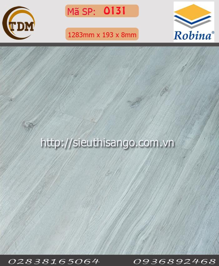 SÀN GỖ ROBINA O131 - 8MM