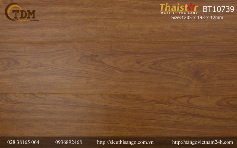 SÀN GỖ THAISTAR 20739-12mm