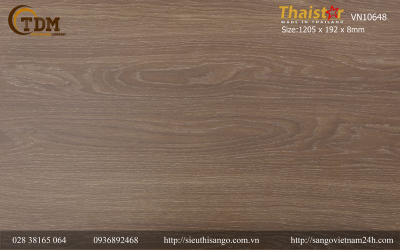 SÀN GỖ THAISTAR 8MM 10648-8