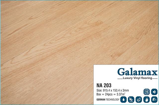 SÀN NHỰA GALAMAX 2MM NA 203