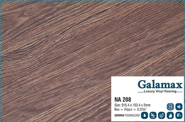 SÀN NHỰA GALAMAX 2MM NA 208