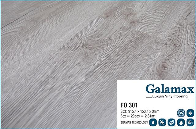 SÀN NHỰA GALAMAX 3MM FO 301
