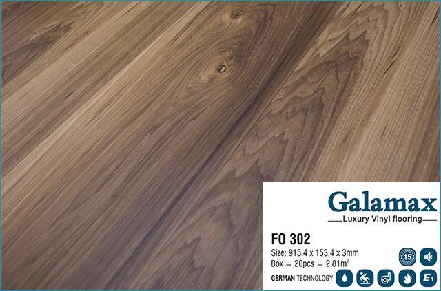 SÀN NHỰA GALAMAX 3MM FO 302