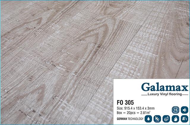 SÀN NHỰA GALAMAX 3MM FO 305