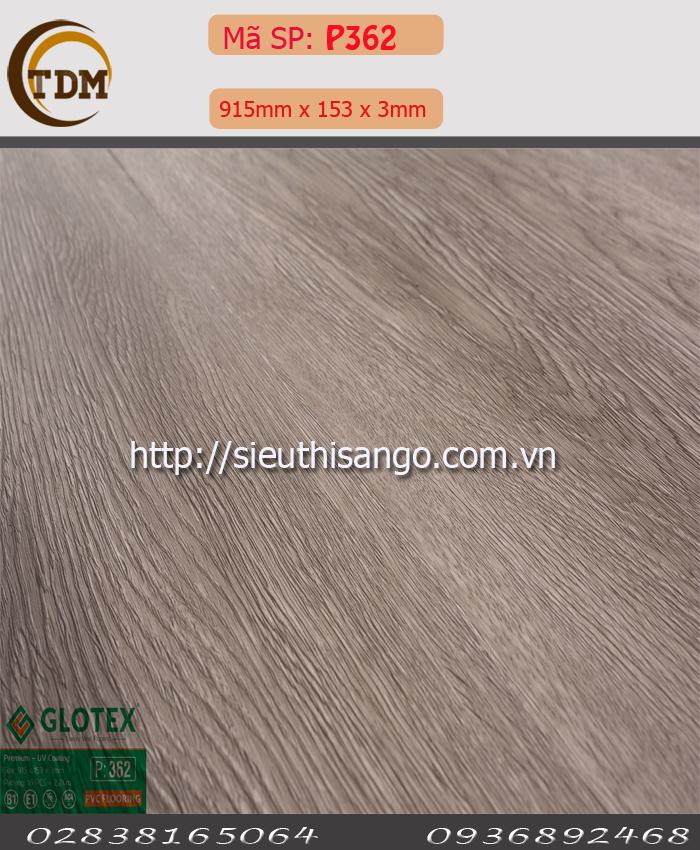 SÀN NHỰA GLOTEX 362 - 3MM