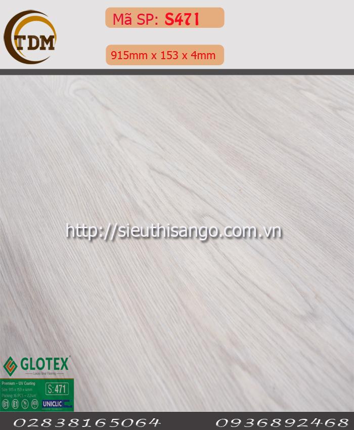 SÀN NHỰA GLOTEX 471 - 4MM