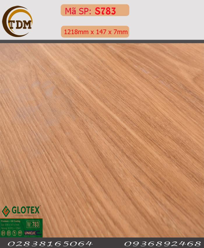 SÀN NHỰA GLOTEX 783-7MM