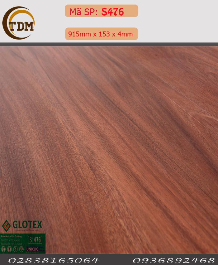 SÀN NHỰA GLOTEX S476 - 4MM